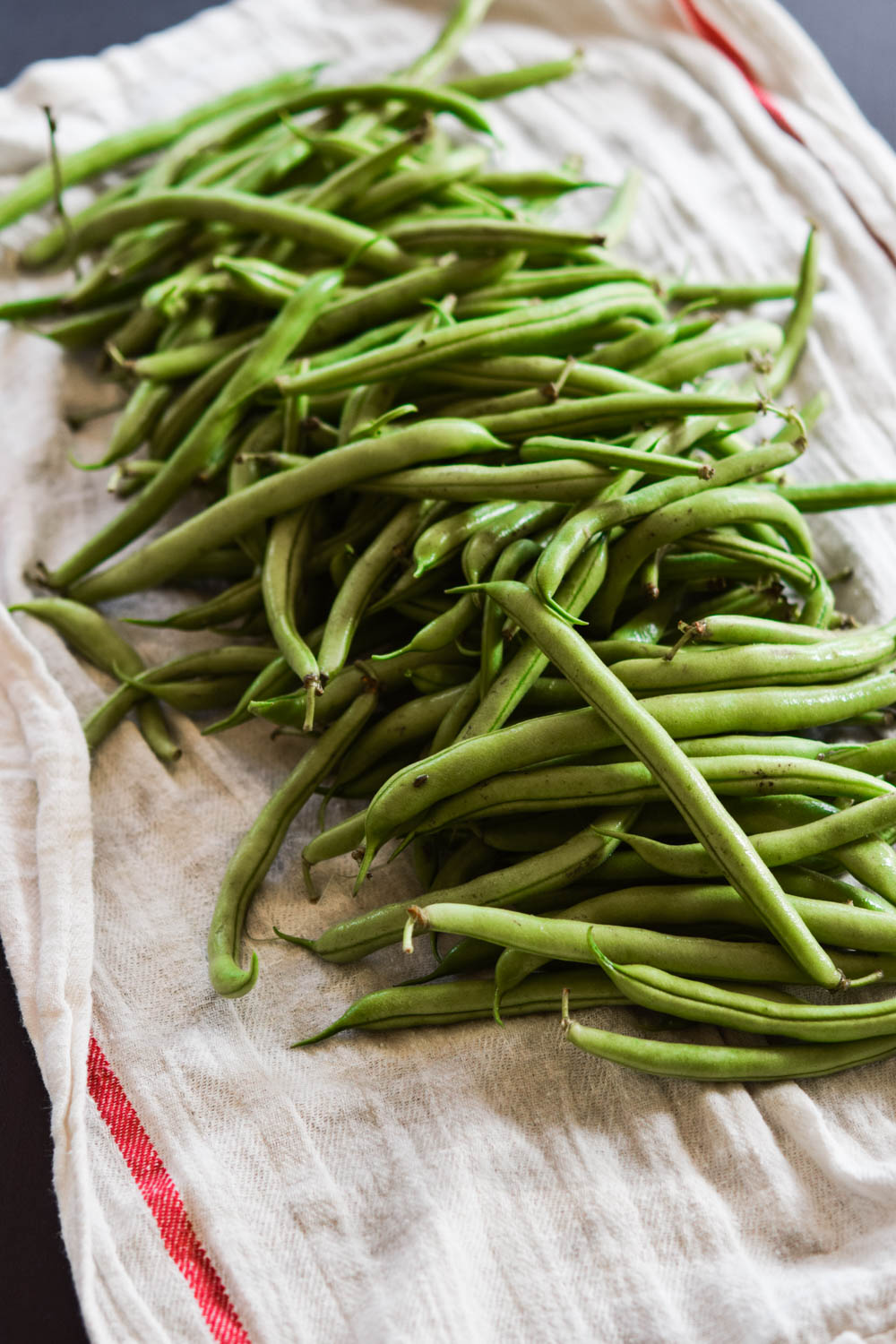 5 things I learned from joining a CSA this summer, green beans